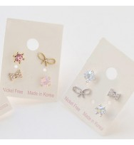 4-in-1 Earring Set