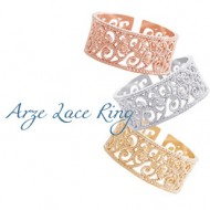 Arze Lace Ring
