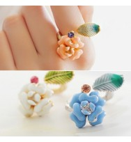 Everlasting Flower Ring